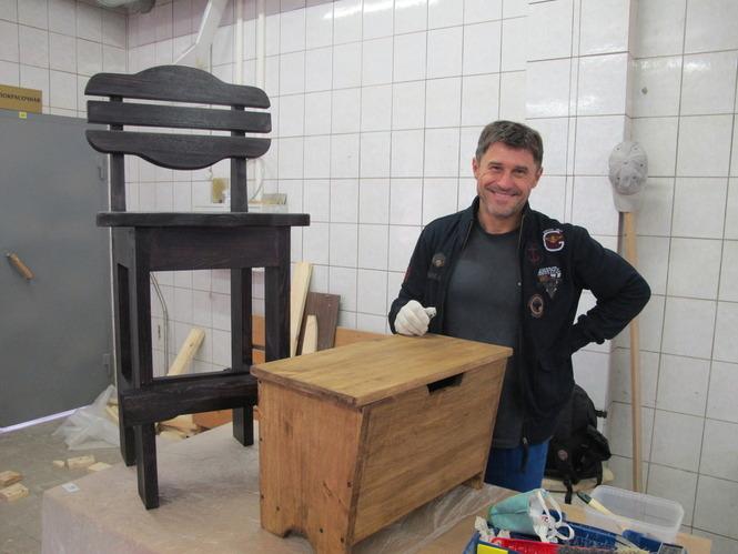 Мебель из дерева своими руками Сергея