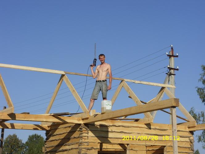 Строительный трудовой лагерь